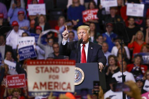 Trump-at-MAGA-rally