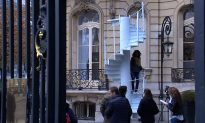 Piece of Eiffel Tower Staircase Sells for 169,000 Euros in Paris Auction