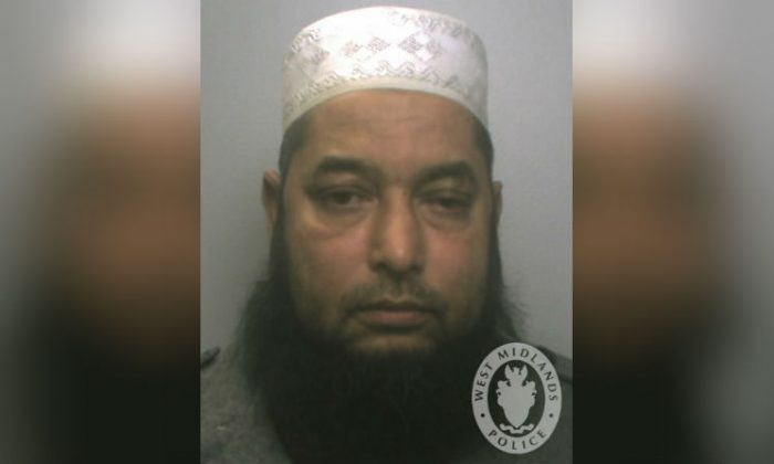 Faruque Ahmed has been jailed for sexually abusing two young girls while tutoring them Arabic at their home in West Midlands, U.K. (West Midlands Police)