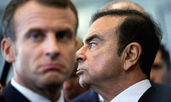 Seeds of Renault-Nissan Crisis Sown in Macron's 'Raid'