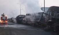 22 Dead in Blast Outside Northern China Chemical Plant