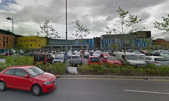 William Hannah, 68, of Bolton, England, died after the botched procedure at Salford Royal Hospital, the BBC reported on Nov. 27. (Google Street View)