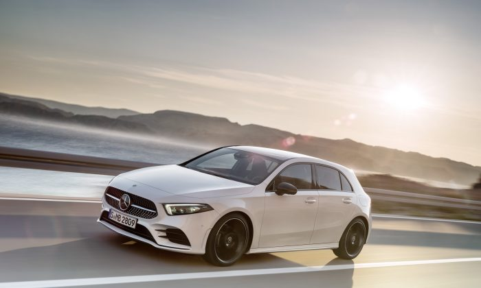 Mercedes-Benz A-Class: Q&A with Brian Fulton