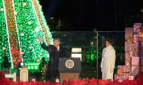 Videos of the Day: President Trump and First Lady Light National Christmas Tree
