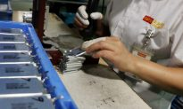 China Reports Weakest Manufacturing Growth in Over Two Years