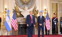 Trump Meets Argentina's President at the G20 Summit