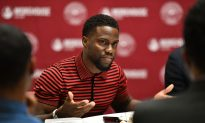Kevin Hart Says Son's 'Cowboys and Indians' Party Not Racially Insensitive