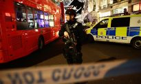 London's Metropolitan Police Force Considers Arming Its Patrolling Officers