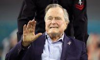 Former President George H.W. Bush Dies Aged 94