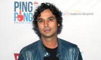 'Big Bang Theory' Star Donates $5,000 to Family of Late KTLA Anchor