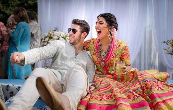 Priyanka Chopra,Nick Jonas