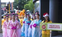 Chinese Consulate Tried to Exclude Falun Gong From Perth Christmas Parade, Coordinator Says