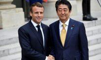Macron and Abe Seek to Avert Renault-Nissan Row