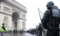 Tax Hikes, Growing Poverty Cited as Reasons for French Protests