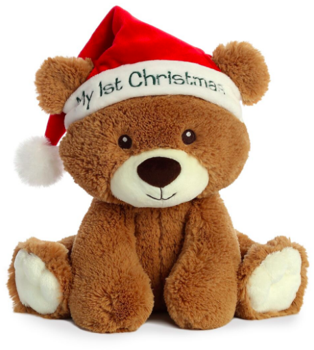 first_christmas_bear