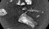 Curiosity Rover Spots 'Shiny' Objects on Mars; NASA Not Sure What They Are