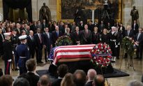 Videos of the Day: Dignitaries Pay Tribute to Former President Bush at US Capitol