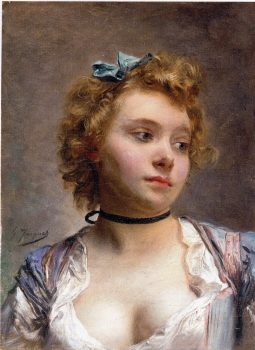Gustave_Jean Jacquet's wife