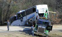 9-Year-Old Killed in Arkansas Bus Crash Identified as Kameron Johnson