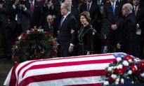 Bush Family Seeks Funeral That Avoids Anti-Trump Sentiment: Report