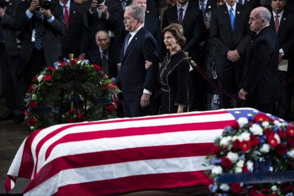 State Funeral to Honor Former US President George H.W. Bush