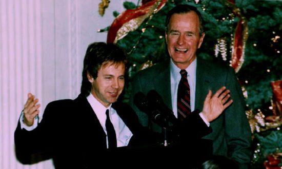 H.W., Trump, and Saturday Night Live