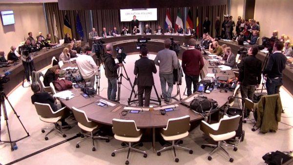 Eurojust press conference
