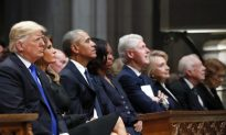 World Leaders and VIP Guests Attend George HW Bush's Funeral