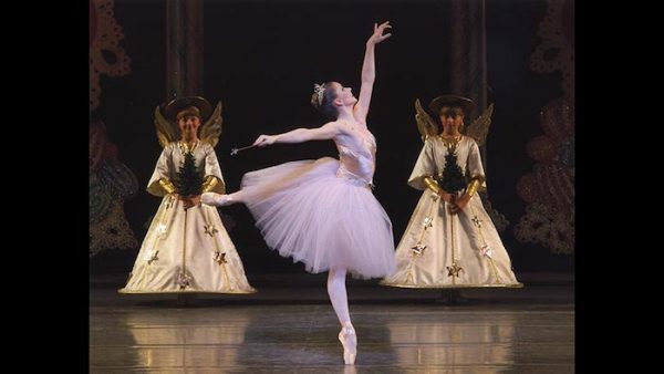 New York City Ballet's Nutcracker. (Paul Kolnik)
