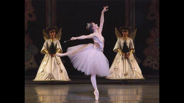 New York City Ballet's Nutcracker. (Paul Kolnik)