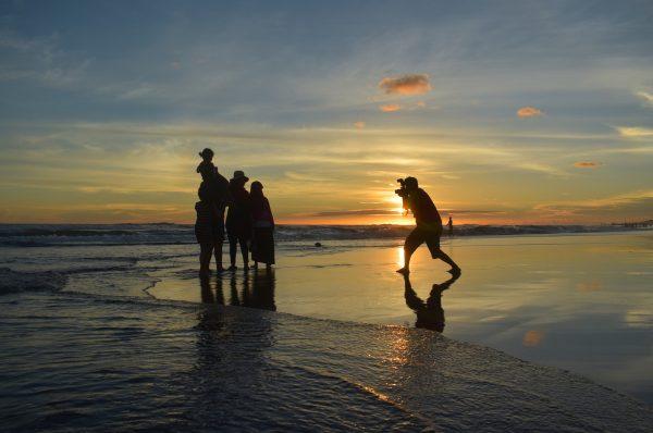 Beach photo time