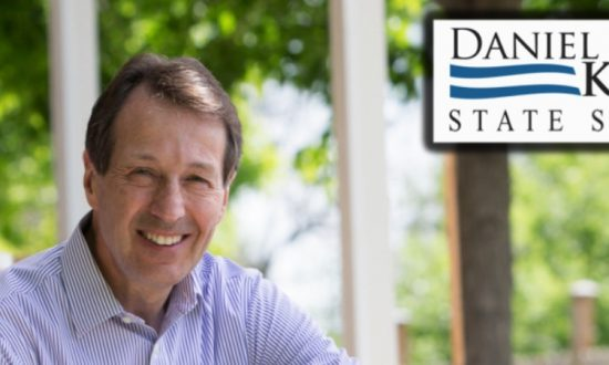 Colorado state Sen. Daniel Kagan is expected to resign in January 2019.  (Facebook)