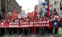 Labor Shortage Compounds Croatia's Struggle to Catch up to Western Europe
