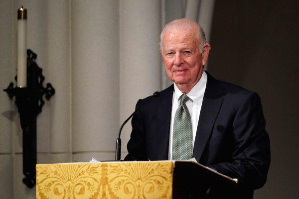 Former Secretary of State James Baker III