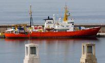 Aquarius, the Last Mediterranean Refugee Rescue Ship, Ends Operations