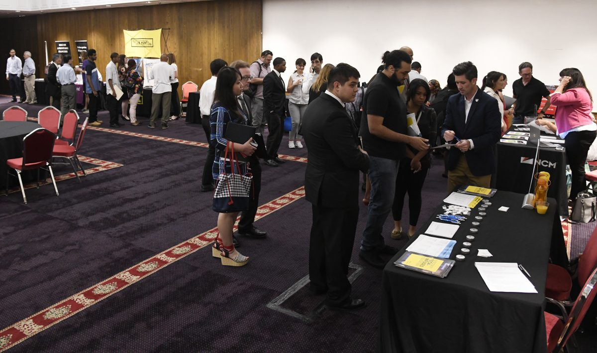 US hiring slows but jobless rate stayed 3.7%