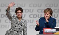 Merkel Protege Kramp-Karrenbauer Becomes New German CDU Leader