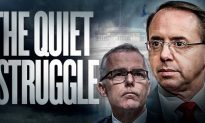 Nine Days in May: The Quiet Struggle Between Rosenstein and McCabe