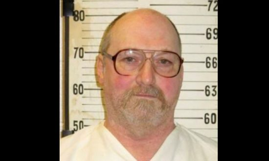 David Earl Miller, 61, was pronounced dead at 7:25 p.m. in Nashville. (Tennessee Department of Correction)