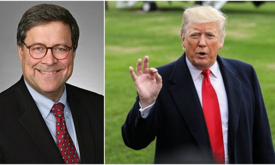 Videos of the Day: Senate Confirms William Barr as US Attorney General