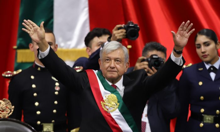 Mexico's Top Court Suspends Public Sector Pay Cuts Law