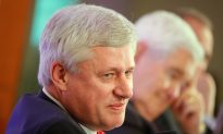 Former Canadian Prime Minister Harper Says Canada Should Ban Huawei From 5G