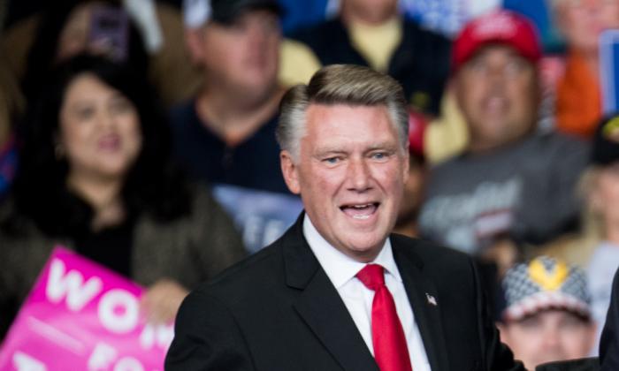 North Carolina Republican Accused of Illegal 'Ballot Harvesting'