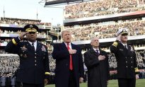 Army-Navy Game Features Stunning National Anthem Rendition