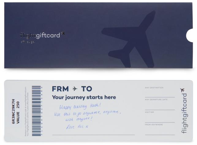 flight_card_gift_travel