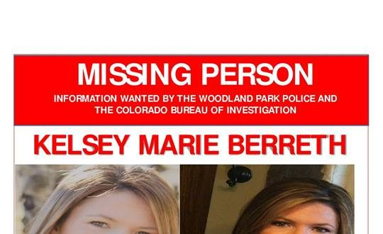 Reward Offered in Search for Missing Colorado Woman
