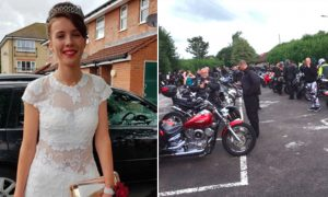120 Bikers Unite for Bullied Teen Who Missed Prom Night Due to Bullying
