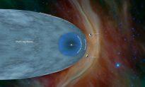 NASA's Intrepid Voyager 2 Probe Crosses Into Interstellar Space