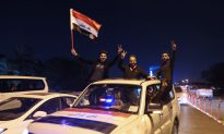 One Year On, Baghdad Falls Silent to Mark Defeat of ISIS