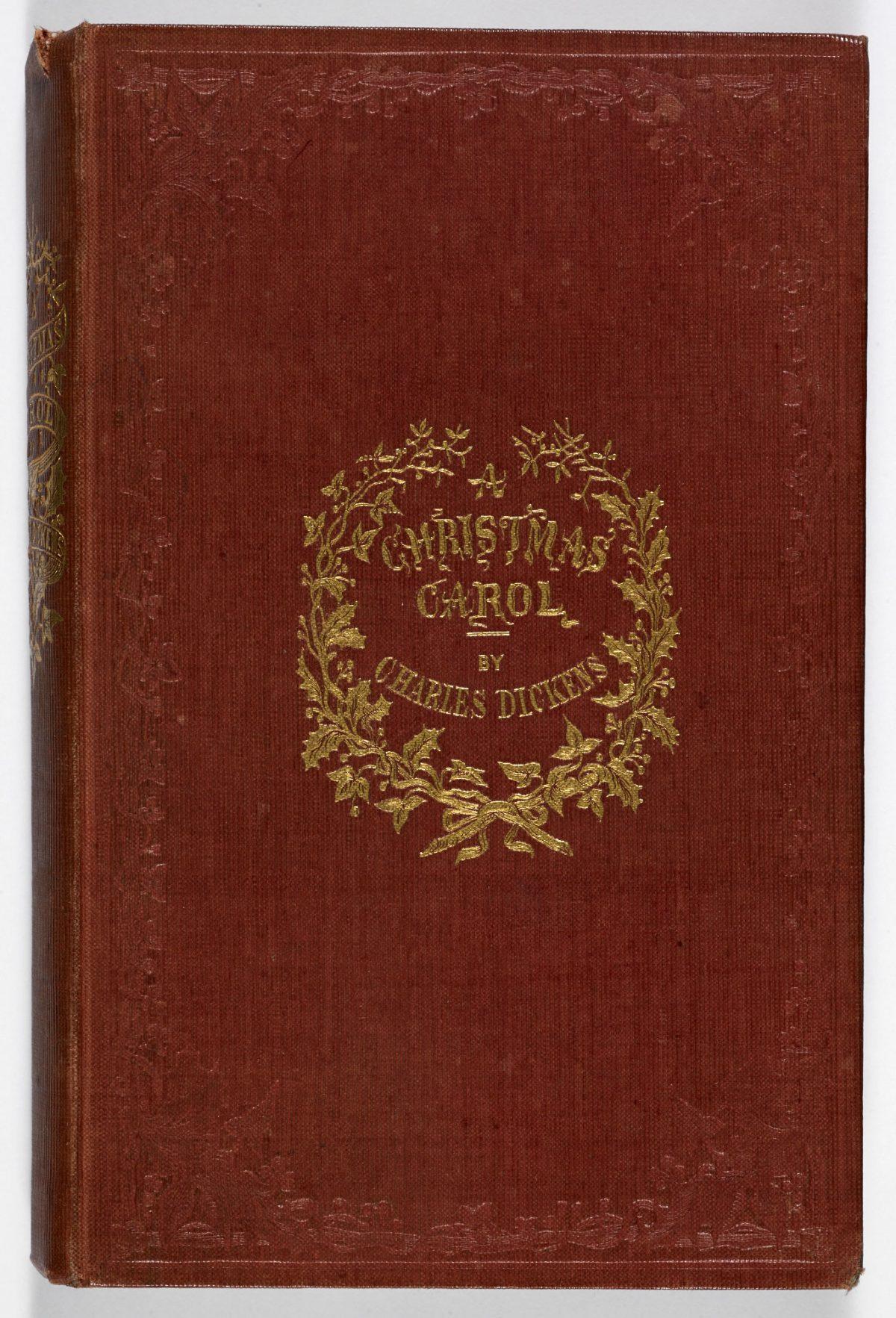 Charles Dickens A Christmas Carol 1843